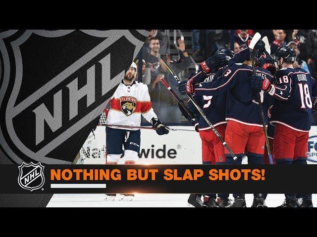 The Best Slap Shot Goals from Week 24