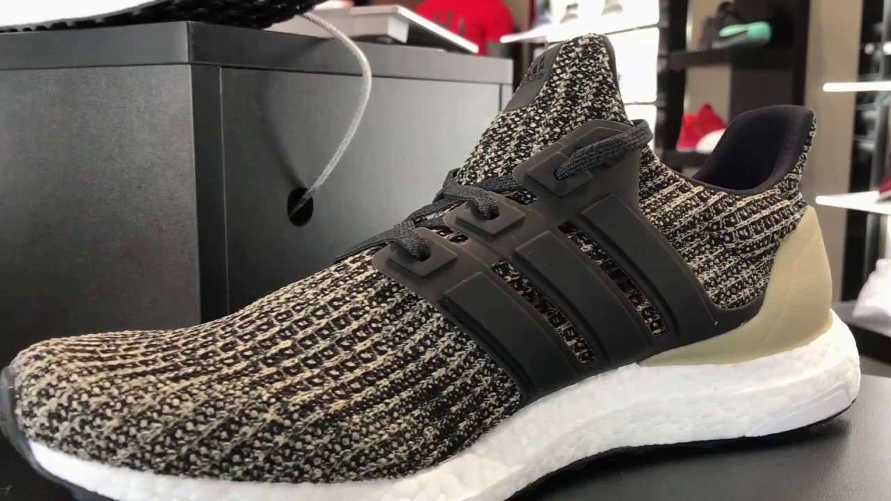 new product ae4c7 140e0 ... sweden adidas ultraboost 4.0 raw gold mens running shoe skubb6170 revup  sports unboxing fdcf1 12c5c