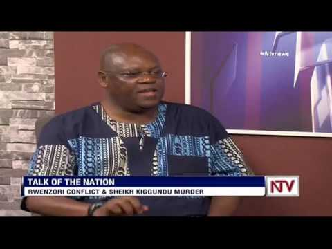 Talk of the Nation: Col. Shaban Bantariza explains UPDF operation in Kasese