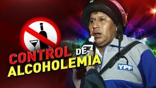 CONTROL ALCOHOLEMIA DESCONTROLADO