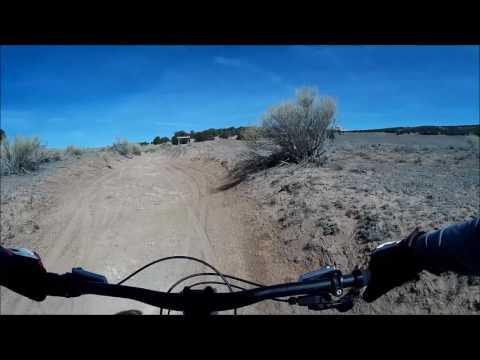 Mountain Biking Devil's Canyon to Copper Globe (San Rafael Swell, UT)