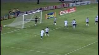Atlético-MG 3 X 1 Santos - 26ª rodada - Brasileirão 2009