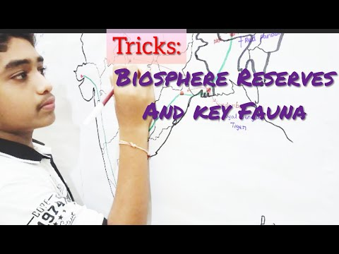 Tricks for Biosphere Reserves of India