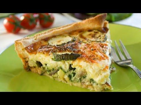 #recette-inratable-💥#quiche-aux-légumes💥-كيش-بحشوة-لا-تقاوم-بدون-لحم#👀