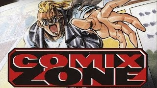 Comix Zone - Walkthrough