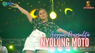 NYOLONG MOTO - ANGGUN PRAMUDITA (Official Music Video) RAVI OFFICIAL