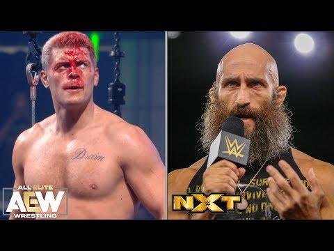 Cody Rhodes Inarrêtable! Résultats AEW Dynamite Et WWE NXT 19 Février 2020