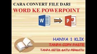 Powerpoint 2007, 2010, 2013, 2016, 2019 BISA   ⫸ Hai semuanya, thanks for watching this video 🥰 !! .