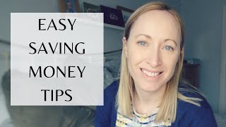 SAVING MONEY TIPS | EASY TIPS AND TRICKS TO SAVE MONEY IN 2020 | UK