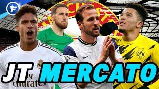 Manchester United veut du très lourd cet été | Journal du Mercato