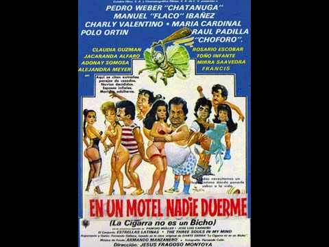 En un Motel nadie duerme (1989) from YouTube · Duration:  1 hour 24 minutes 27 seconds