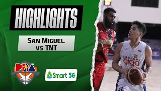 San Miguel vs TNT Game 7 Highlights | Honda PBA Philippine Cup 2021