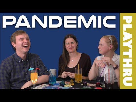 PANDEMIC - Extended Play Through