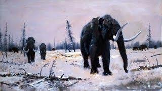 Мегафауна ледникового периода (рассказывает палеонтолог Ярослав Попов)