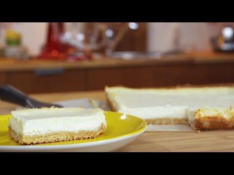 Lemon Mascarpone Cheesecake Recipe - LeGourmetTV