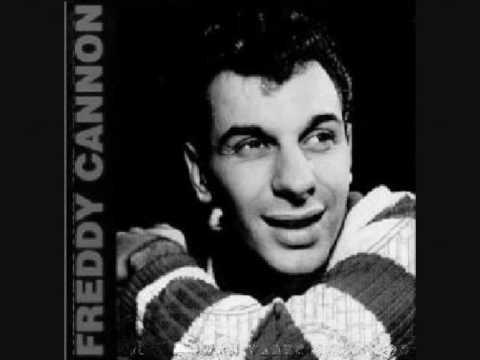 Freddy Cannon - Chattanooga Shoe Shine Boy.