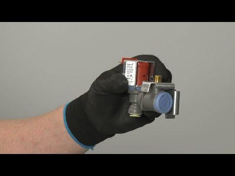 Water Inlet Valve - Whirlpool Sidekick Freezer (Model WSZ57L18DM00)