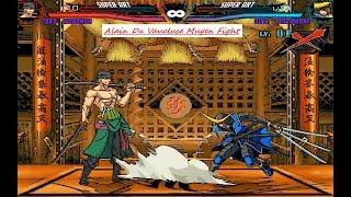 Mugen : Roronoa Zoro (One Piece) Vs Masamune Date (Sengoku Basara X) (Request)