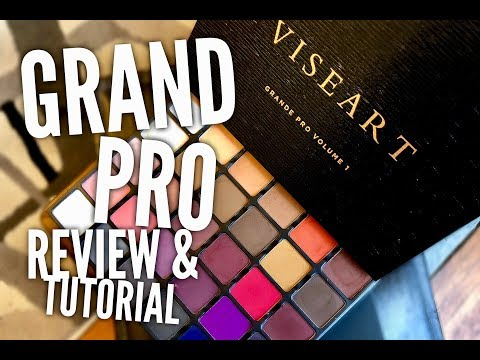 Viseart Grand Pro Vol 1 Review and Tutorial