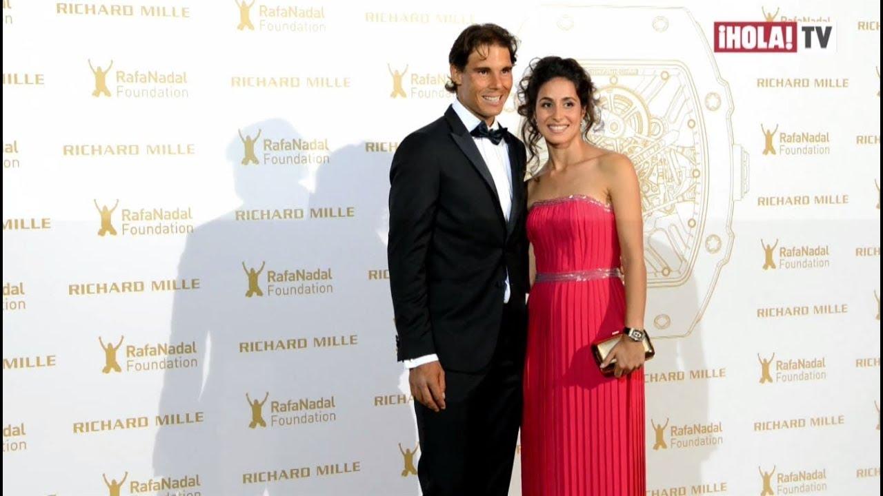 Quien Es Mery La Futura Esposa Del Tenista Rafael Nadal Hola Tv Youtube
