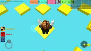 Gameplaay de MEGA EASY OBBY en ROBLOX