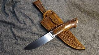 Нож ручной работы: Arizona camper #4. 20cv(По вопросам заказов пишите на почту: ivn-f@yandex.ru., 2016-02-11T17:23:56.000Z)