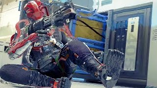 Call of Duty Infinite Warfare Multiplayer Gameplay Overview