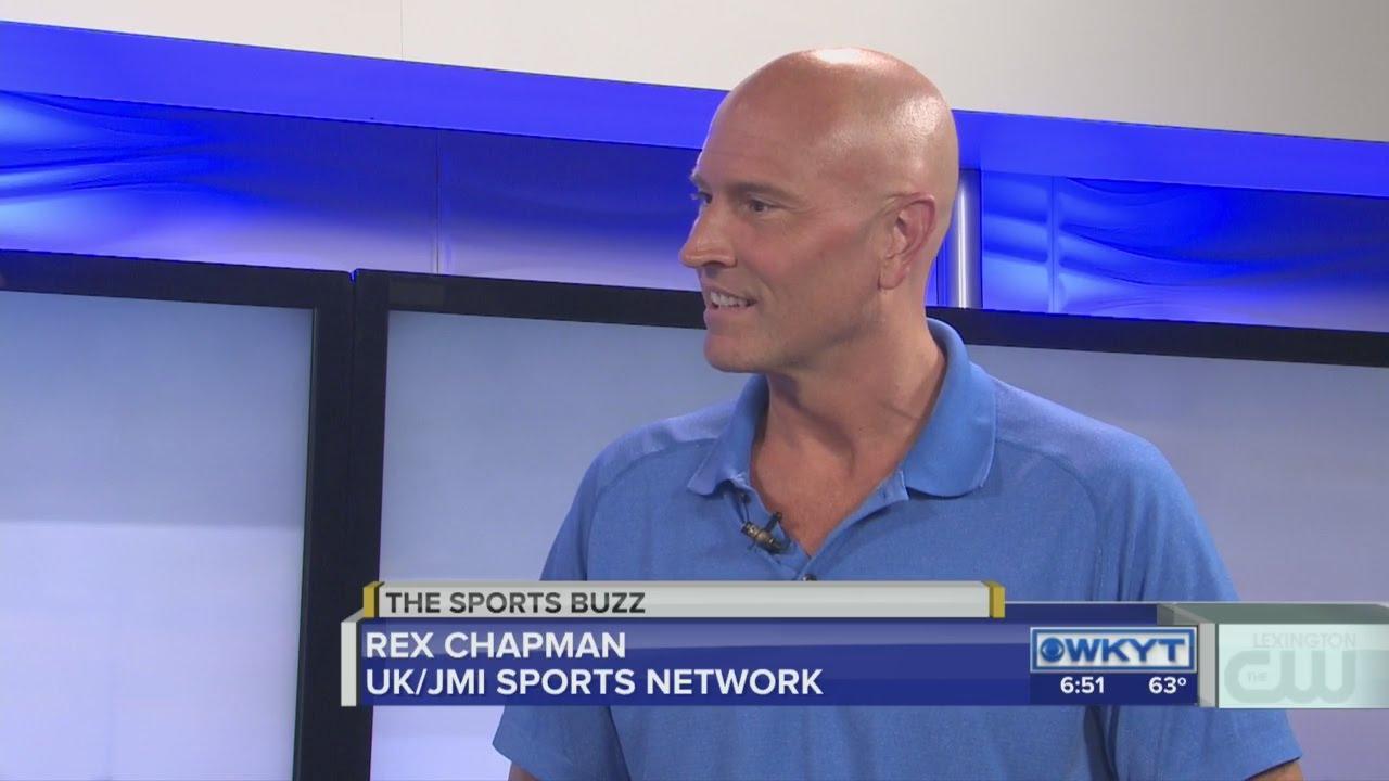 Former basketball star Rex Chapman to join UK JMI broadcast team