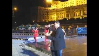 Concert Andre Rieu, vineri 5 iunie 2015 (5.06.2015), Bucuresti, Piata Constitutiei 14