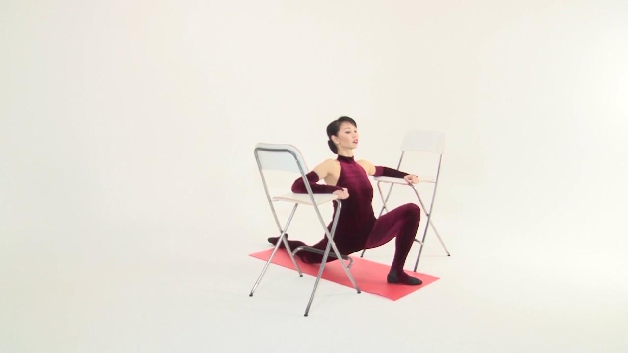 выпады картинки упражнения