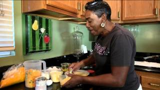 """Bigboss Cooking """"dumb Good"""" Mac And Cheese With Auntie Fee"""