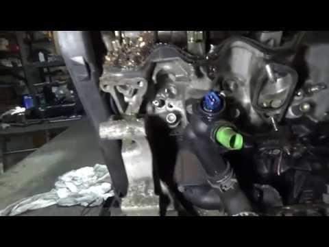 Фото к видео: Фольксваген Т4 2,5 TDI AXG, купили контрактный мотор
