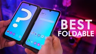 LG G8X Dual Display - Best Foldable Smartphone Of 2019?