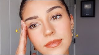 ♡ Natural Summer Makeup | GRWM ♡