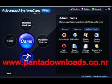 Advanced SystemCare PRO KeyGen (crack)
