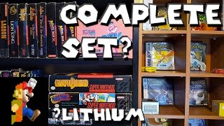 Collecting a Full Game Console Collection ?Lithium | Nintendo Collecting