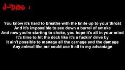 Hollywood Undead - Tendencies [Lyrics]
