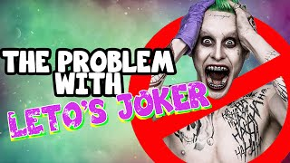 The Problem with Suicide Squad's Joker