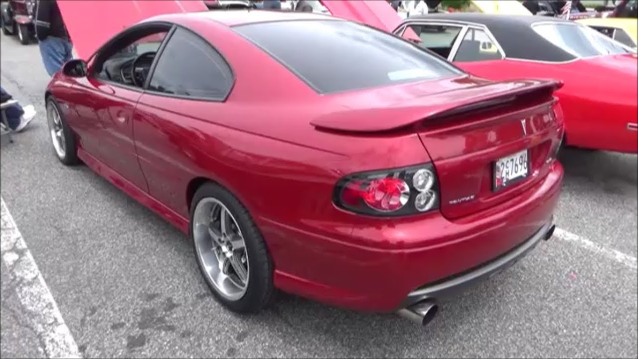 2006 Pontiac GTO 6 0 Supercharged DGTV Cars - YouTube
