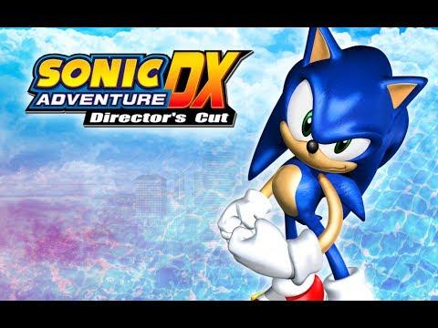Sonic Adventure DX Gamecube (Sonic Story)