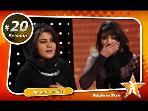Afghan Star Season 8 - Episode.20 - Top 7 Elimination Show