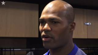 Royals pitcher Al Alburquerque on being called up