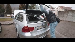BMW 316D Touring, забрали за 11300 евро.