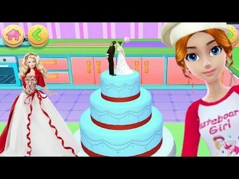 Barbie Birthday Cake Order Online For Girls