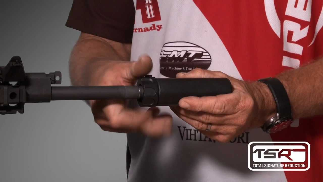 How To Install a SureFire Flash Hider