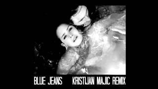 Lana Del Rey - Blue Jeans (Kristijan Majic Remix)