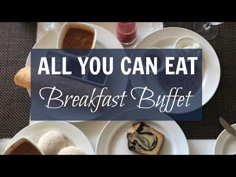 Breakfast Buffet in Mumbai at Trident BKC