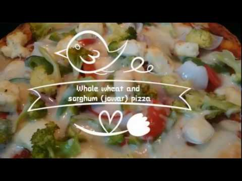Whole Wheat Pizza Recipe : Dough, Sauce And Toppings