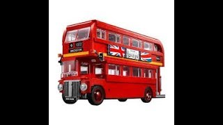 LEPIN 21045 The London Bus - Part 3
