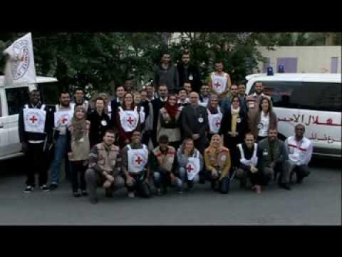 ICRC Promo / Tripoli Libya